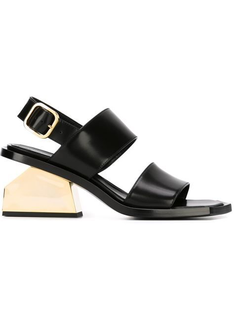 Leather FUSSBETT Sandals Spring/summerMarni hKMZ3
