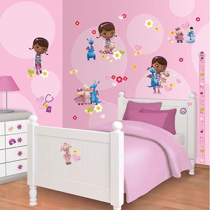 Decoracion para habitacion de ni a de doctora juguetes 11 for Decoracion cuarto nina