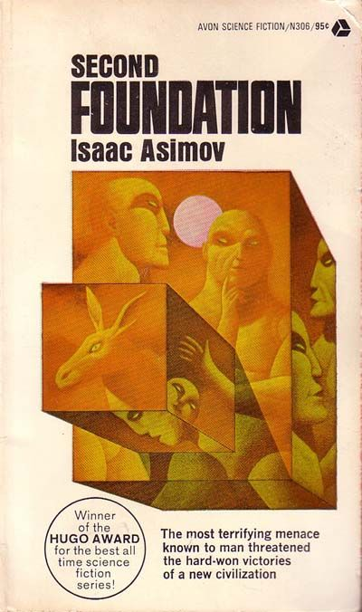 3rd book, end of the original trilogy that led to all the other books.