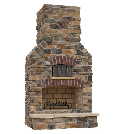 Brick Oven and Kitchen Inspiration | Outdoor oven ...