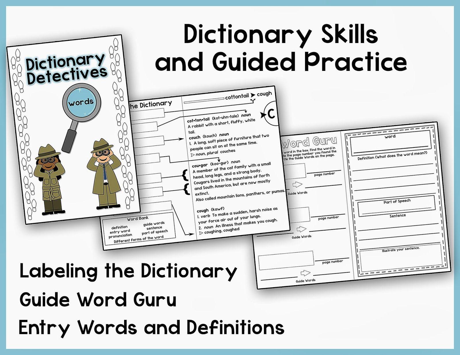 Dictionary Skills Made Easy