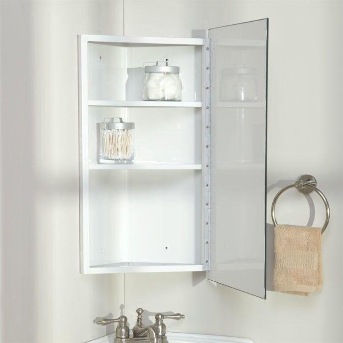Carrington Stainless Steel Corner Medicine Cabinet Bathrooms Remodel Ideal Bathrooms Bathroom Shower Stalls