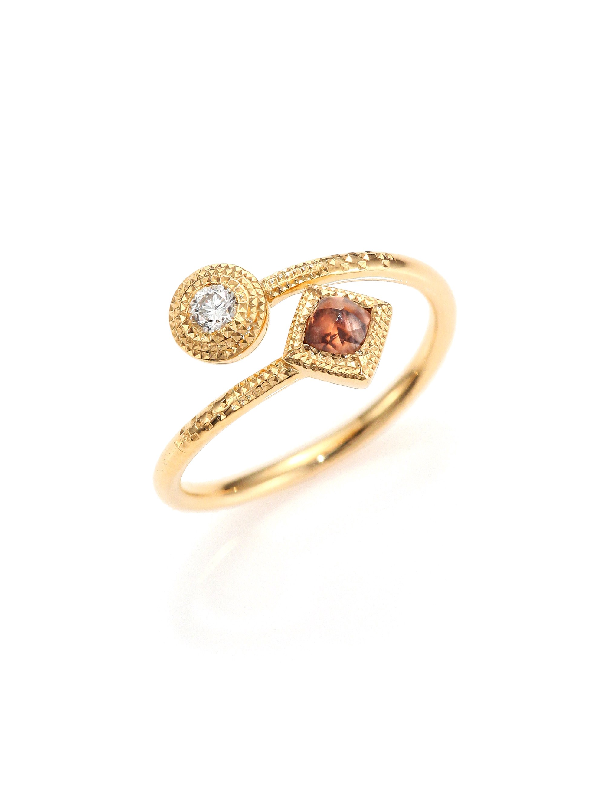 De beers talisman essence diamond u k yellow gold ring products