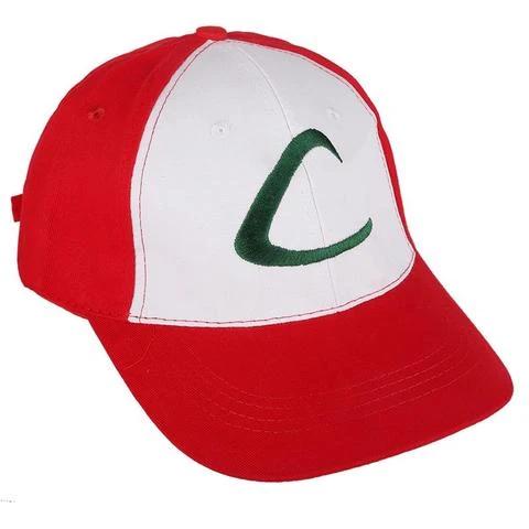 Pokemon Baseball Cap Ash Kanto Pokemon Faction Baseball Cap Pokemon Cap Cap