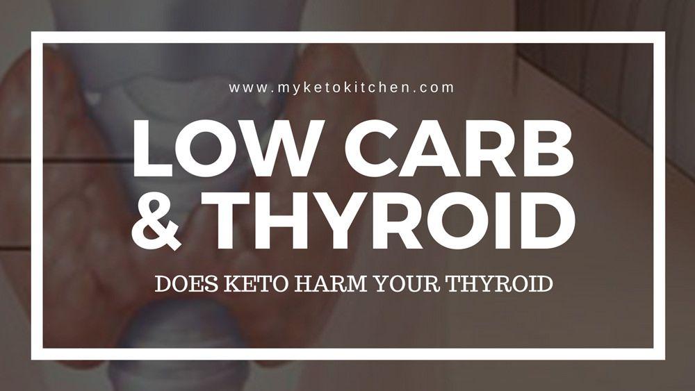 keto diet thyroid function