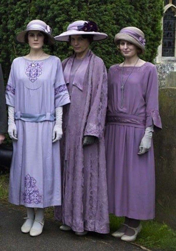 Downton Abbey: Fotos de la serie | modernismo | Pinterest | Downton ...