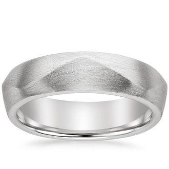 18k White Gold Axel Wedding Ring Brilliant Earth Rings White Gold Wedding Rings Rings