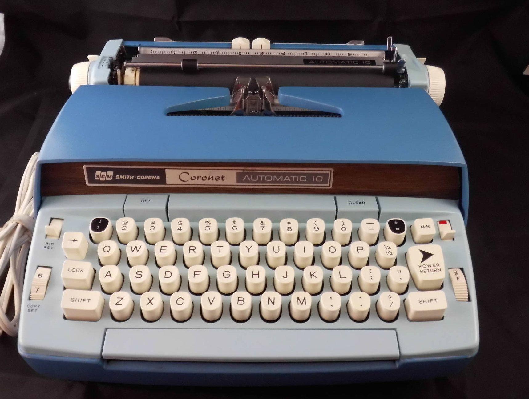 This item is unavailable Working typewriter, Typewriter