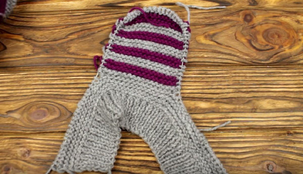 Ciorapi elastici tricotate pentru varice ale picioarelor