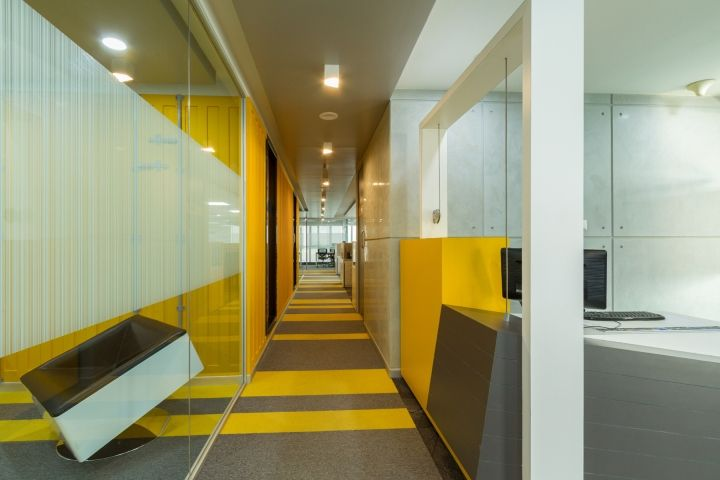 Liebherr India Office By Defacto Architects Navi Mumbai MumbaiStore DesignInterior