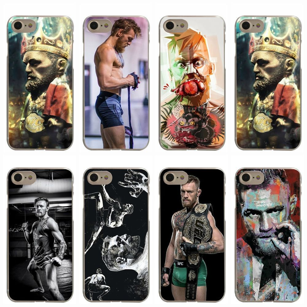conor mcgregor iphone 8 case