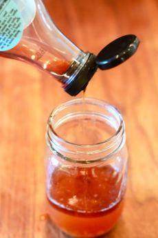 Asian rice vinegar dressing