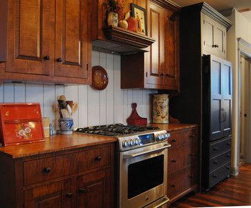 Lexington Kentucky- Traditional Curly Maple - Painted ...