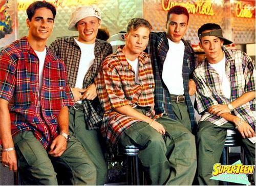 Image result for backstreet boys fashion