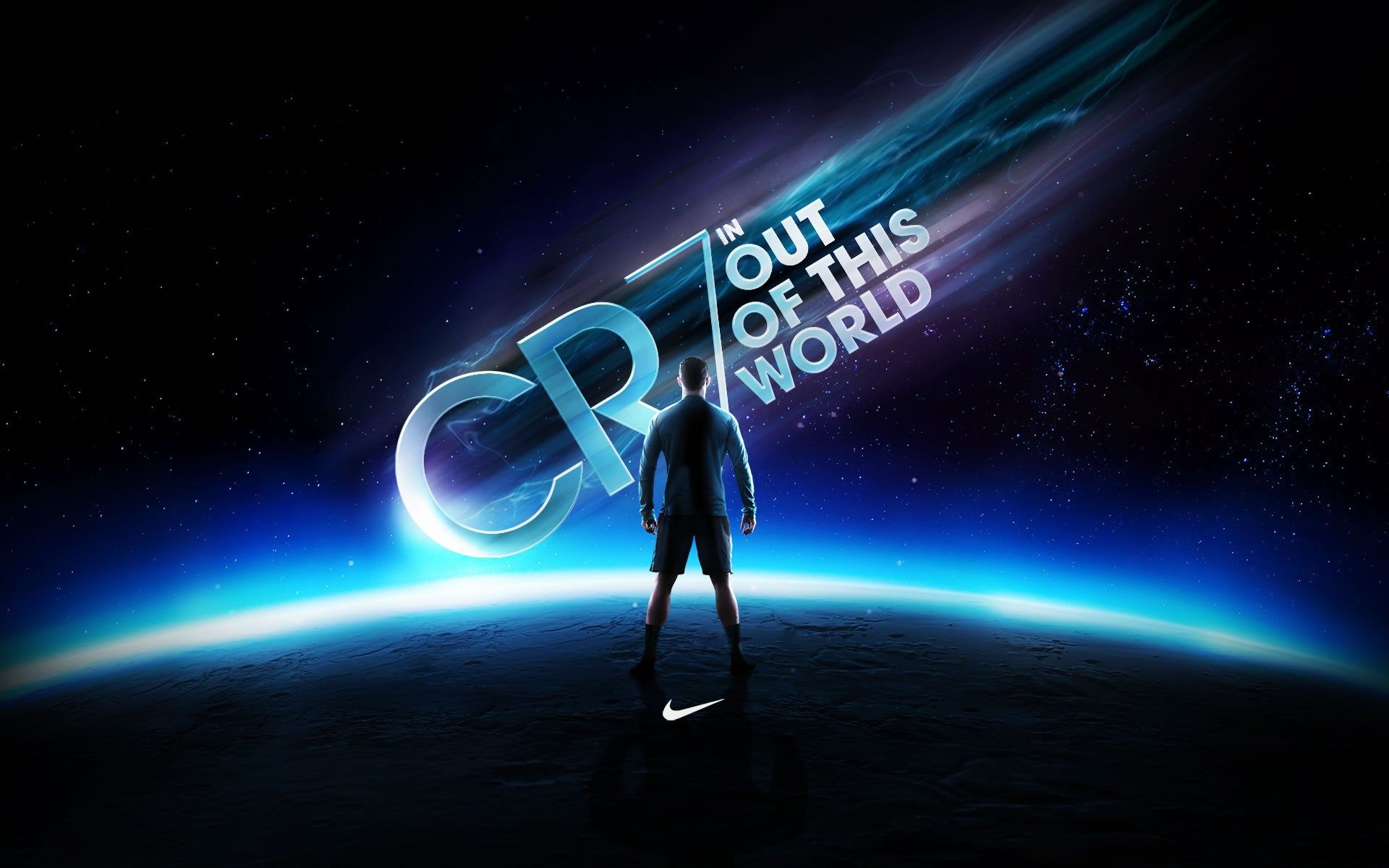 cr7 nike wallpaper
