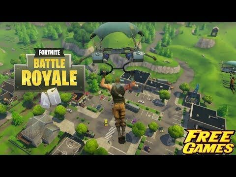 Fortnite Battle Royale Has A Free Beta Out Now For Xbox One And