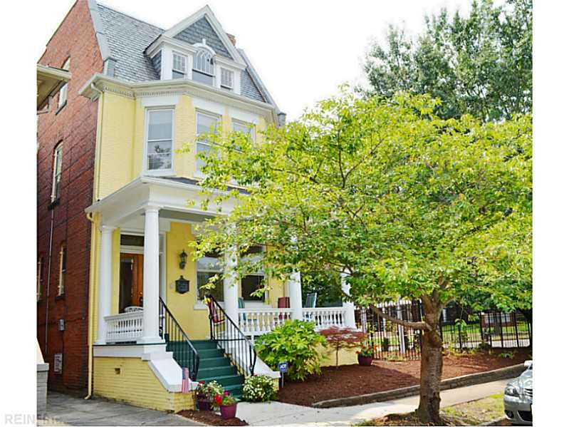 627 Boissevain Ave Norfolk Va 23507 Wow Luxurious Restored Ghent Classic Victorian On Rare