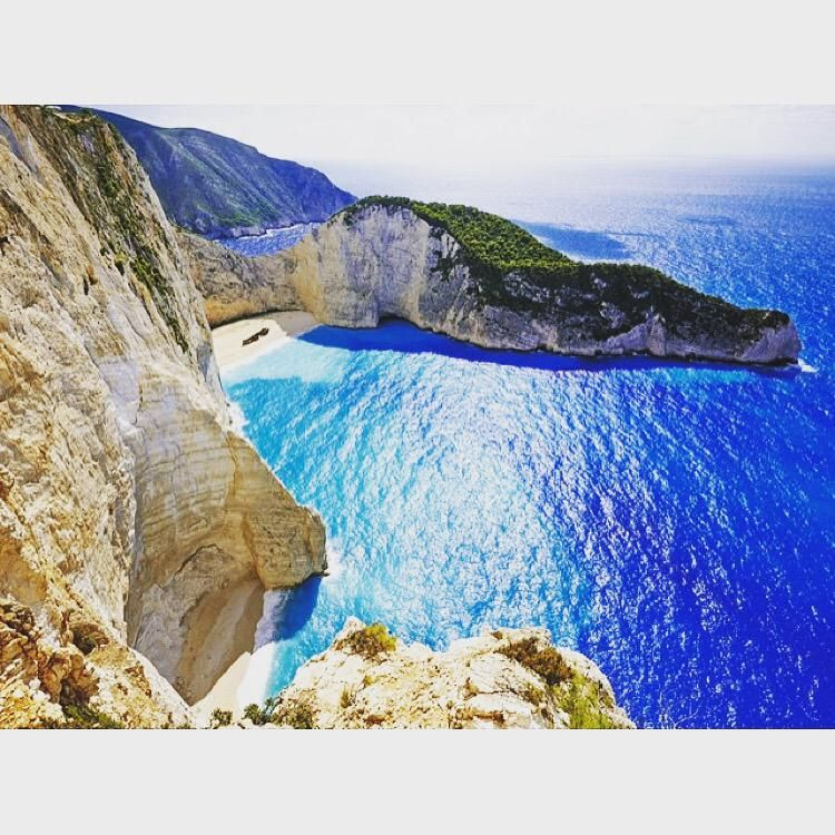 Steve Panos- Easily one of the most Beautiful places on Earth #TravelTuesday #GoPro #Greece
