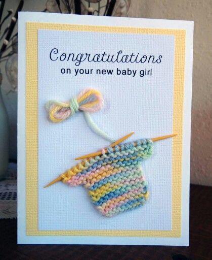ألف مبروك المولودة الجديدة البنوتة الحلوة روز جعلها الله من مواليد السعادة الله يحفظها Baby Cards Handmade Baby Cards Handmade Girl Baby Congratulations Card