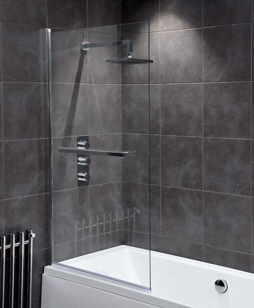 Shower Screen With Towel Rail Google Search Shower Screen Bath Shower Screens Shower Bath