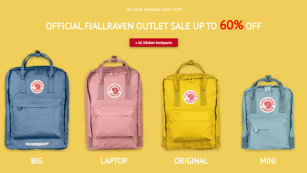 Official Fjallraven Outlet Sale online store 2018 that you can buy  Fjallraven kanken sale and Fjallraven 9edc2b38e9c5d