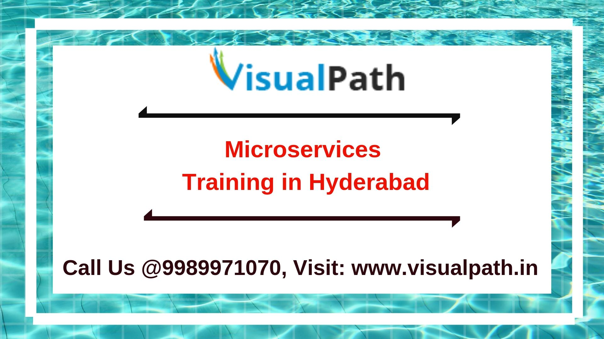 Microservices Training in Hyderabad Microservices Online