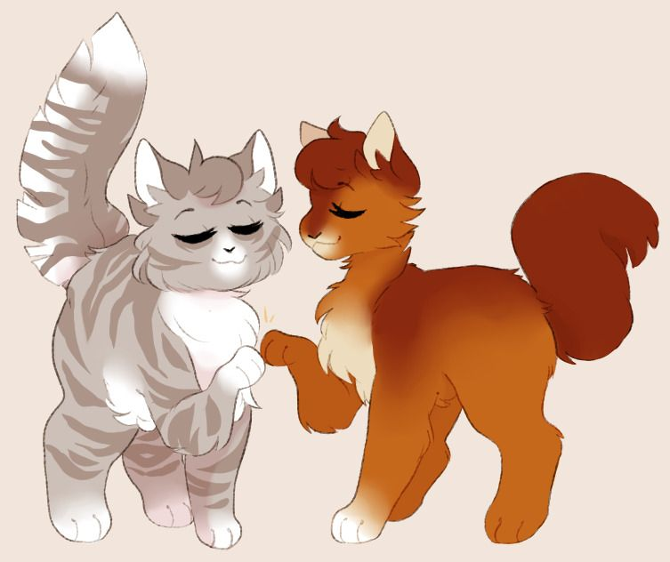 Warriors Erin Hunter Squirrelflight: Feathertail Lives And Becomes Deputy AU
