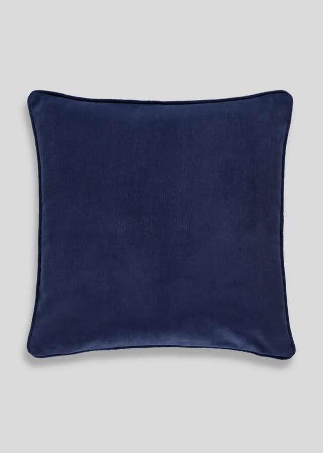 Velour Cushion (46cm x 46cm) View 1