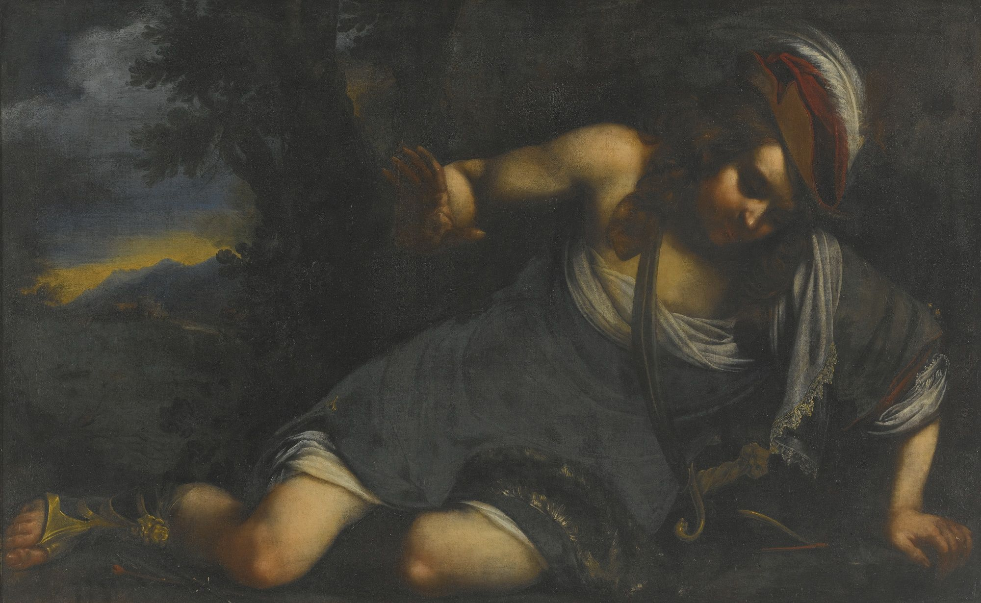 Attributed To Francesco Furini Lot Sotheby S Greek Heroes Sothebys Francesco