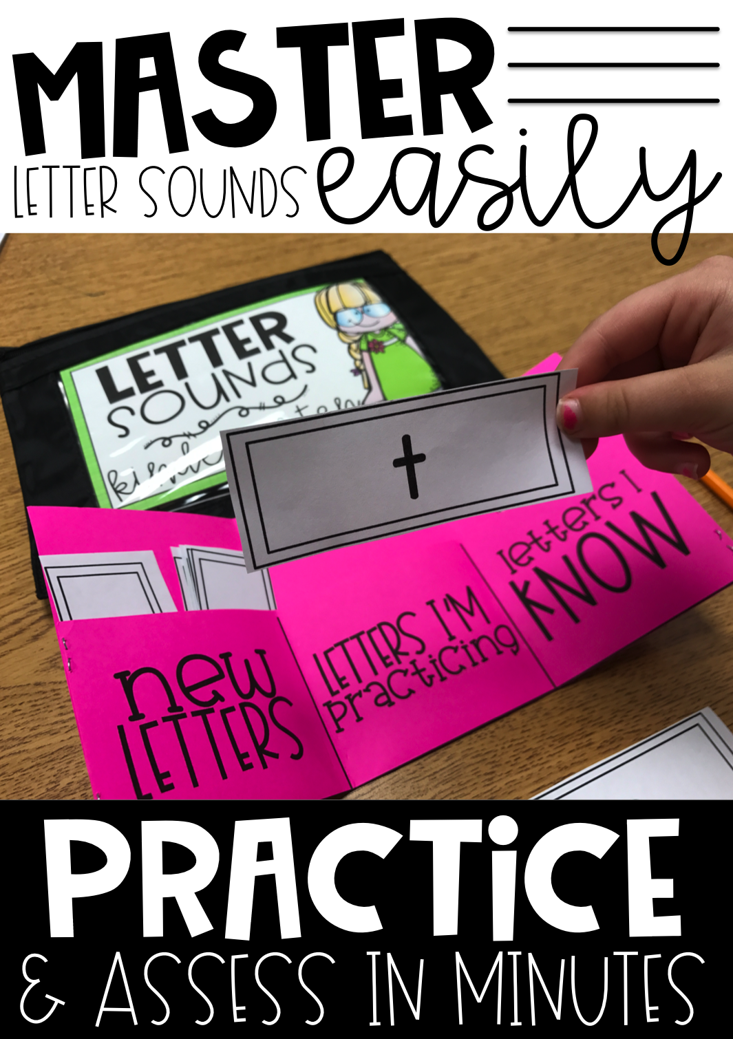 Letter Sounds Intervention for Practice and Assessment