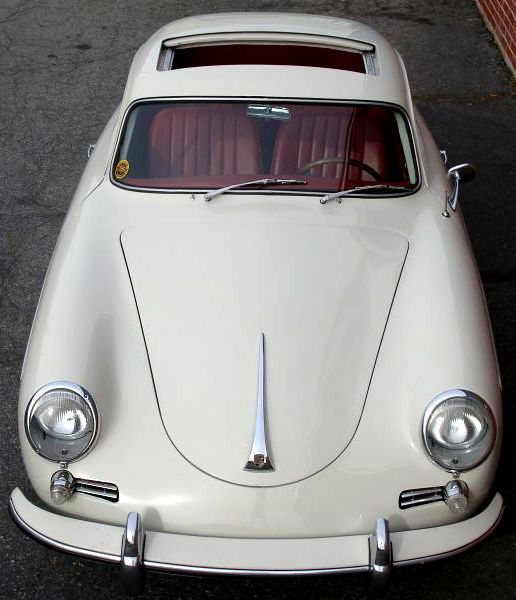 1961 porsche 356 b coupe i love special cars pinterest for Garage volkswagen chevilly larue