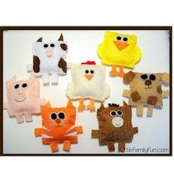 78+ images about Animal crafts on Pinterest   Piggy bank, Masks ...