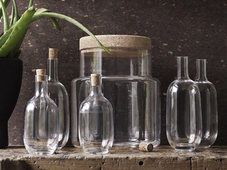 bocaux et bouteilles bouteilles bocaux verres. Black Bedroom Furniture Sets. Home Design Ideas