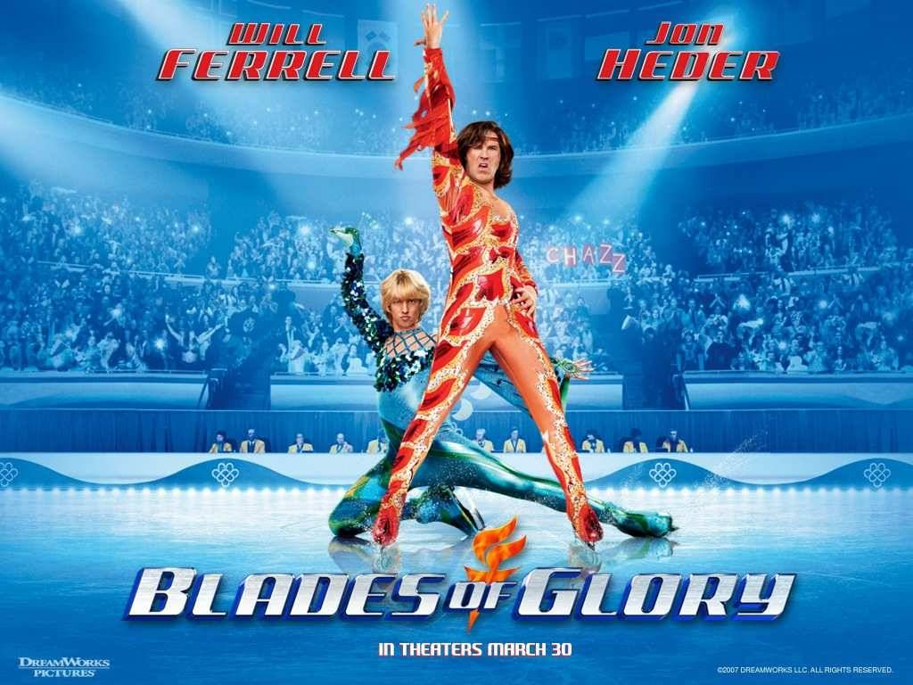 Comedy Movies | Blades of Glory Movie Poster Wallpaper - Comedy ...