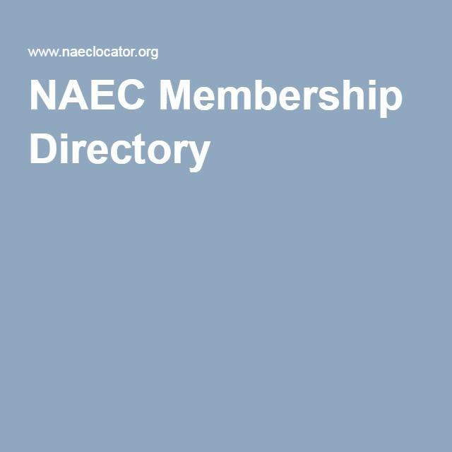 National Association of Epilepsy Centers Membership Directory