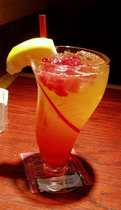 Red Robin Freckled Lemonade #strawberrylemonaderecipes Freckled Lemonade the best kind of lemonade there is!! :) #bestlemonade