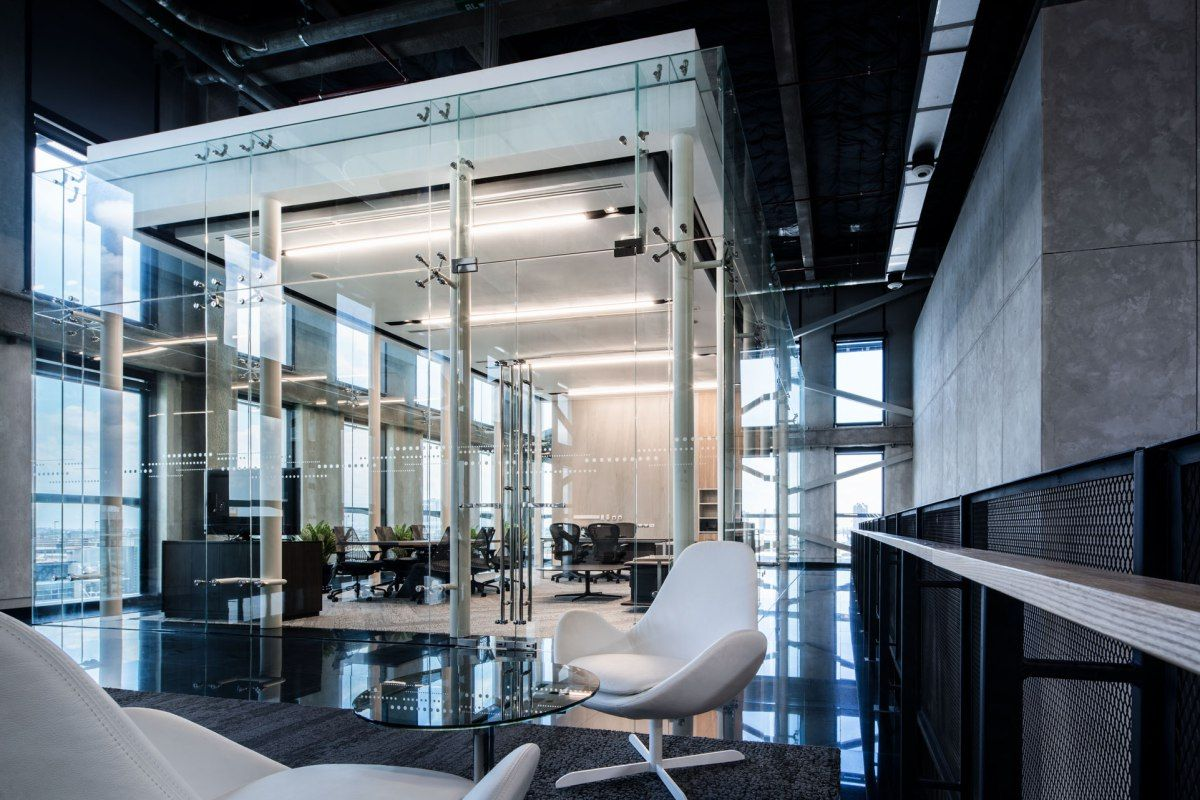 Kbtg Building Innovation Floor Interior Design By Pbm Interior