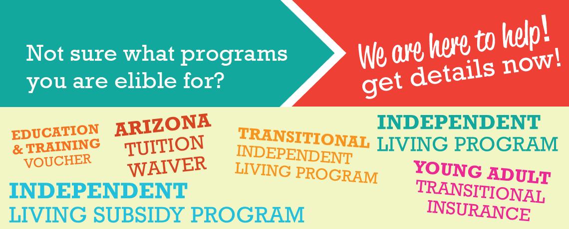 Foster Care Program eligibility in Arizona.