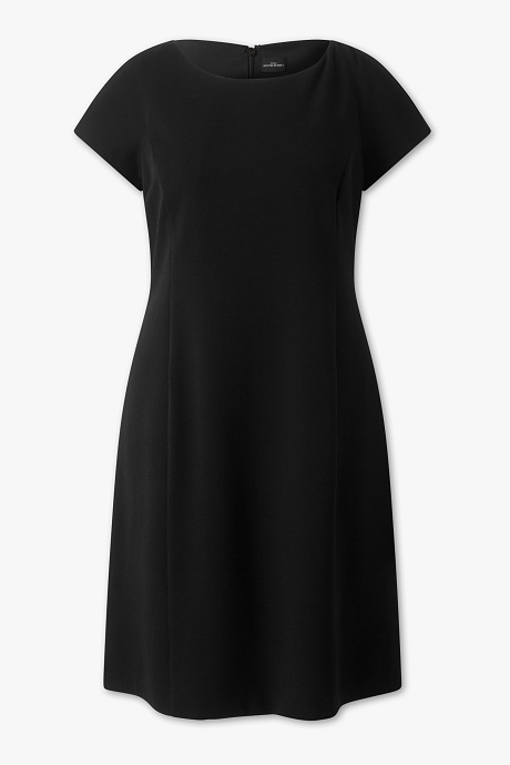 Damen - Businesskleid - schwarz | Kleider, Das kleine ...