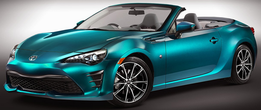 2019 Toyota GT86 Convertible Release Date | Toyota2019.com ...