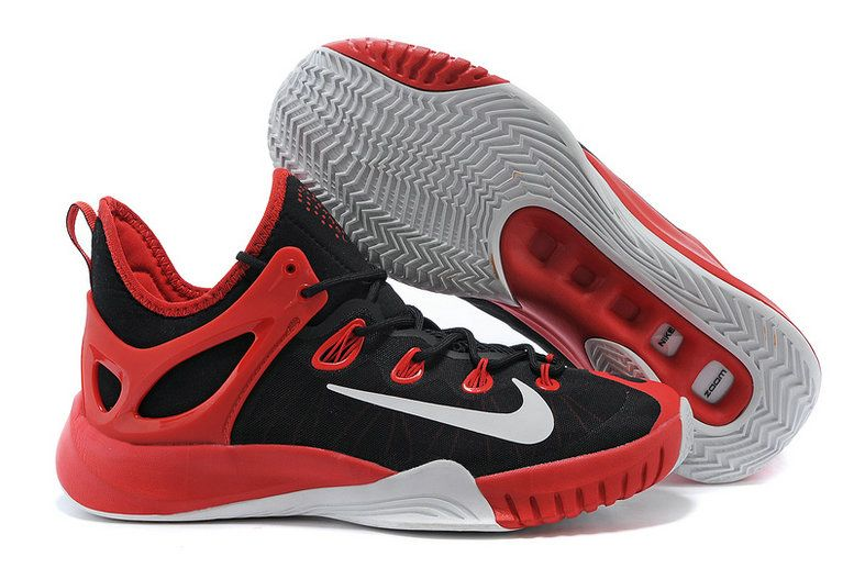 on sale 142d2 54ae1 Nike Zoom HyperRev 2015 University Red White Pure Platinum Black 705370 006