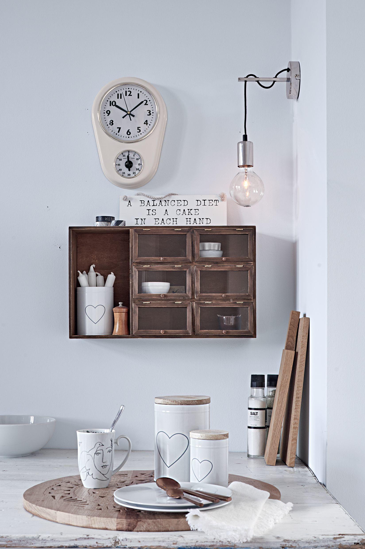 praktisches deko dosen set f r ihre lieblingsvorr te wie kn pfe kerzen und anderen nippes mit. Black Bedroom Furniture Sets. Home Design Ideas