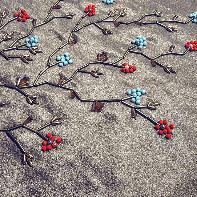 2adb9763bb Pin by Fatimah Yufandi on Styles | Embroidery, Embroidery stitches ...