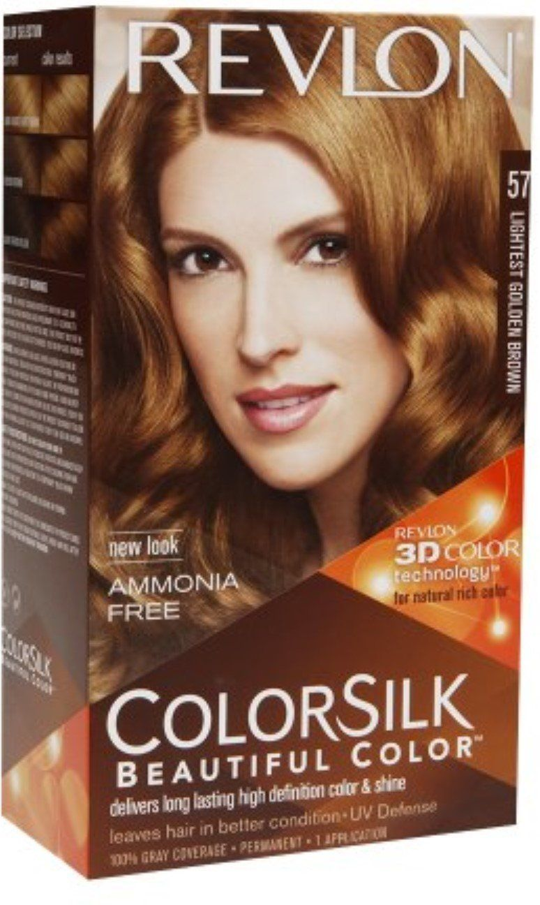 Revlon Colorsilk Beautiful Color Permanent Liquid Hair