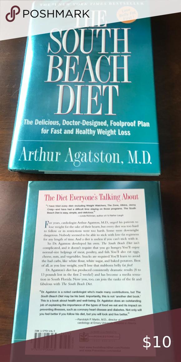 South Beach Diet Book South Beach Diet Book South Beach Diet Diet Books