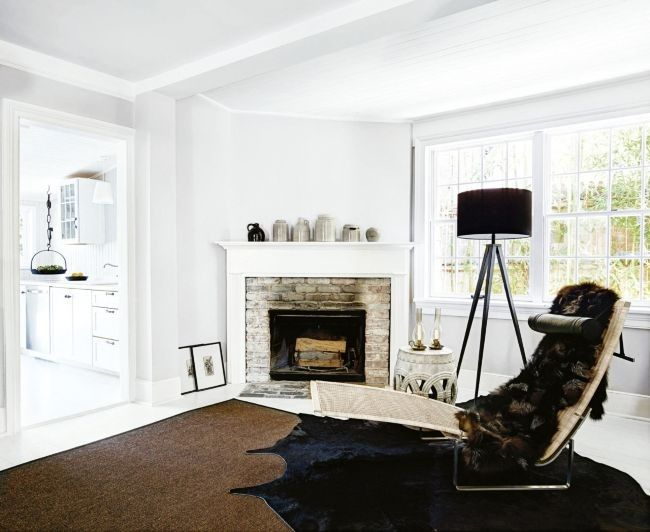 Fireplace inspiration from the Vogue Living archives Vogue