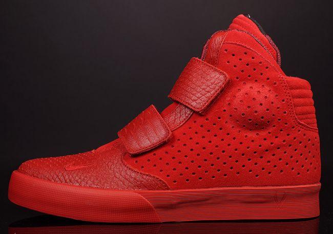 Nike Flystepper 2k3 Rot