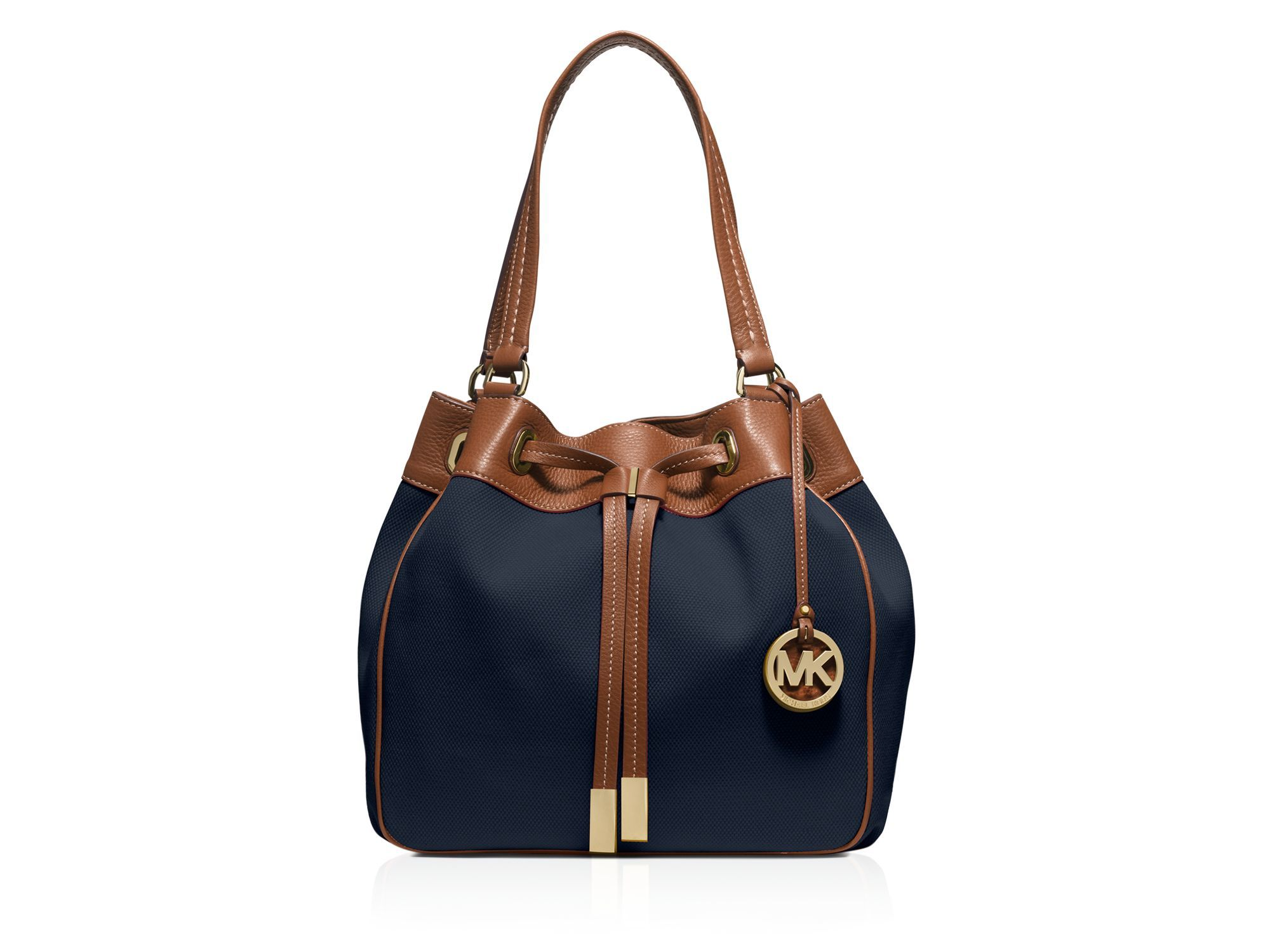 To give that outfit a pop of color - Michael Kors bag | Mk ...