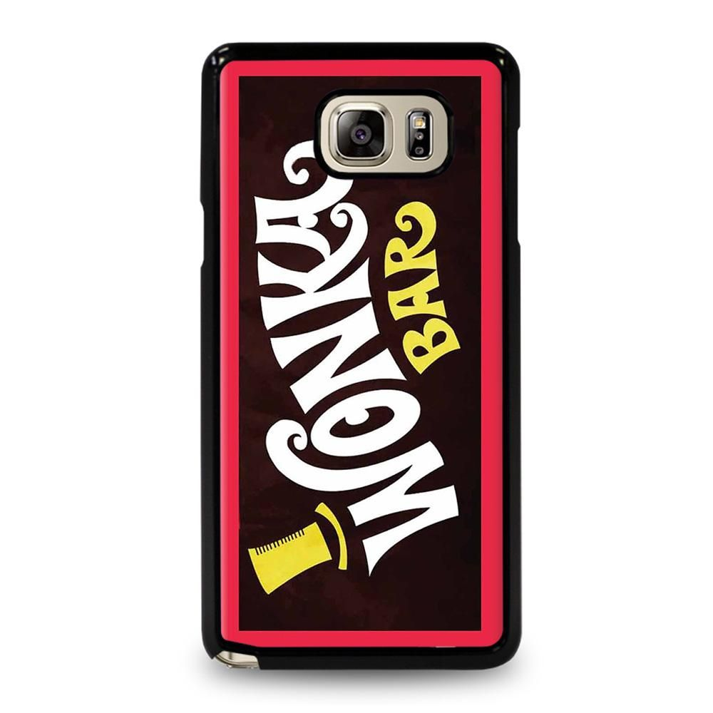 competitive price 83636 699d5 WONKA BAR Samsung Galaxy Note 5 Case Cover | Samsung Note 5 ...