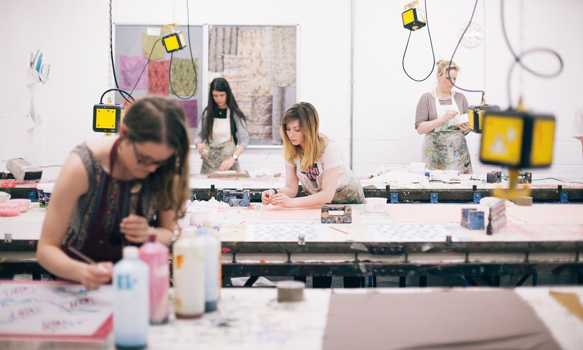 Leeds College Of Art Students And Lecturers Give Their Top Tips On Finding The Right Course